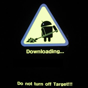 Android in Download Mode