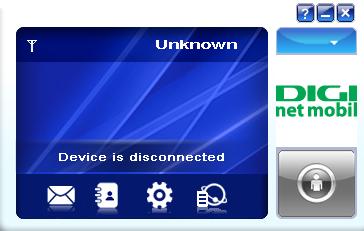 Digi Net Mobil fără semnal